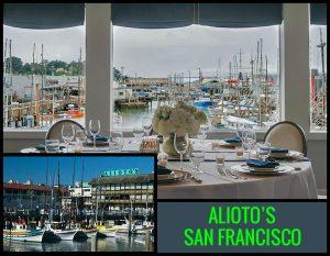 Alioto's San Francisco Visual Verbal Stories Richard Neuman Two Bananas Art