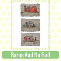 Barns And No Bull Link Richard Neuman Two Bananas Art Whimsical Barn Images Zazzle Items